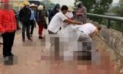 Sông Công - Thái Nguyên: Người phụ nữ bất ngờ bị gã đàn ông chém nguy kịch