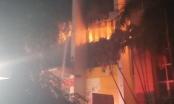 Thanh Hóa: Cháy tòa nhà cao tầng, 9 người thương vong