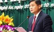 Ông Thái Thanh Quý được bầu giữ chức Bí thư Tỉnh ủy Nghệ An với 100 % phiếu tán thành