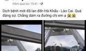 Lào Cai: Yêu cầu chủ 2 tài khoản facebook cá nhân gỡ bỏ thông tin sai sự thật về cúm virus Corona