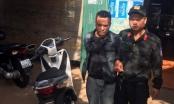 Bắt đối tượng lao thẳng xe vào CSGT để trốn chạy sau vụ trộm cắp