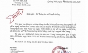 Quảng Ninh: Bác bỏ thông tin du thuyền có 3 khách du lịch nhiễm corona đến Hạ Long