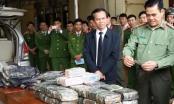 Hà Tĩnh: Thưởng nóng lực lượng đánh án 45kg ma túy đá ở Hương Sơn
