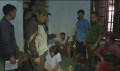 Đắk Lắk: Triệt phát ổ bạc, bắt giữ gần 20 đối tượng đang say máu, sát phạt