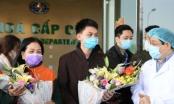 Hai bệnh nhân nhiễm Covid-19 ở Vĩnh Phúc xuất viện