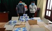 Cao Bằng: Thu giữ hơn 52. 000 chiếc khẩu trang y tế chuẩn bị tuồn sang Trung Quốc