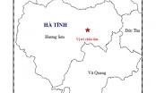 Động đất mạnh 2.7 độ xảy ra trong đêm tại huyện miền núi Hà Tĩnh