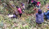 Hà Giang: Đang tìm kiếm một người mất tích vì rơi xuống hố sâu hàng trăm mét