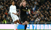 Real Madrid 1-2 Man City: Chiến thắng nghẹt thở