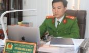 Đại úy công an xứ Nghệ dẫn đầu cuộc bình chọn Gương mặt trẻ Việt Nam tiêu biểu