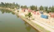 """Doanh nghiệp dựng """"ma trận"""" container trong rừng phòng hộ bị phạt 70 triệu đồng tại Hà Tĩnh"""