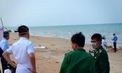 Tìm danh tính thi thể người đàn ông dạt vào bờ biển Hà Tĩnh
