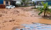 """Hà Giang: Khắc phục hậu quả do """"bom bùn"""" tràn xuống khu dân cư"""