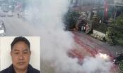 Tạm giữ hình sự đối tượng liên quan đến vụ đốt hàng chúc mét pháo tại đám cưới ở Sóc Sơn
