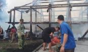 """Hà Giang: Giải cứu 3 người trong ngôi nhà bị """"bà hỏa"""" thiêu rụi"""