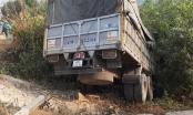 Lâm Đồng: Xe tải lao xuống vực sâu trên đèo, tài xế bị thương nặng