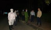 Nghệ An: Lập chốt giữa đêm, đưa người đàn ông từ vùng dịch ở Nhật Bản trở về đi cách ly