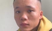 Bắt nam thanh niên gây ra hàng loạt vụ cướp tại Nghệ An, Hà Tĩnh