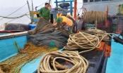 Nổ súng bắt 2 tàu dã cào đánh bắt hải sản trái phép