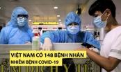 Việt Nam ghi nhận thêm 7 trường hợp nhiễm Covid-19 nâng tổng số lên 148 trường hợp