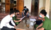 Xử phạt nam thanh niên nhiều lần bỏ đi chơi dù đang cách ly tại nhà
