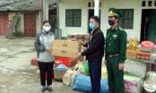 Hà Giang: Thăm và tặng quà các chiến sĩ làm nhiệm vụ tại mốc 358