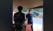 Phó Chủ tịch HĐND huyện Hớn Quản văng tục tại chốt kiểm dịch Covid-19