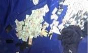 Bắt nhóm đánh bạc thu giữ gần 130 triệu và nhiều tang vật