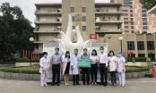Bệnh viện Bạch Mai tiếp nhận máy lọc không khí từ AirFiltech