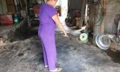 """Điều tra nghi án một gia đình ở Hà Tĩnh bị ném """"bom xăng"""""""