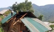 Nhiều bản làng ở Nghệ An bị lốc xoáy kinh hoàng tàn phá