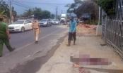 Lâm Đồng: Xảy ra va chạm với xe khách, 1 người tử vong