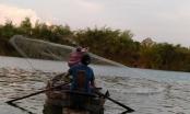 Tận diệt nguồn thủy sản sông Đồng Nai