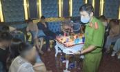 Đắk Lắk: Tạm giữ nhóm đối tượng tàng trữ, chứa chấp sử dụng ma túy