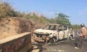 Vụ thi thể cháy biến dạng trong xe bán tải ở Lâm Đồng: Bắt khẩn cấp Bí thư Đảng ủy xã Liên Hà
