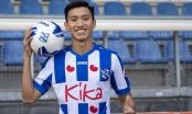 Heerenveen đàm phán với CLB Hà Nội về Đoàn Văn Hậu