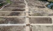 Toàn cảnh khu đất gắn mác dự án Hồ Tràm Riverside rồi phân lô bán nền kiểu Alibaba
