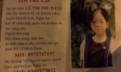 Dậy sớm đi tập thể dục, thiếu nữ 15 tuổi mất tích bí ẩn