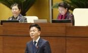 Quốc hội nghe, thảo luận về 2 dự án Luật do Bộ Tư pháp chủ trì soạn thảo