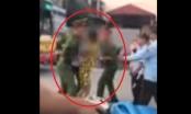 Clip: Cô gái đi xe máy không đội mũ bảo hiểm ngang ngược, thách thức lực lượng chức năng