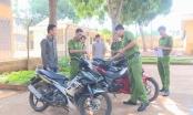 Bắt giam nhóm đối tượng gây ra hàng chục vụ trộm cắp xe máy ở Tây Nguyên