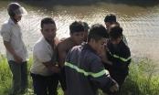 Cùng bạn mò trai ở đập nước, nam thanh niên đuối nước tử vong