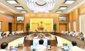Quốc hội bắt đầu làm công tác nhân sự chuẩn bị bầu cử