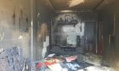 Hà Tĩnh: Con rể tưới xăng đốt nhà mẹ vợ cũ