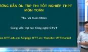 Hướng dẫn ôn thi THPT môn Toán: Các bài toán về góc và khoảng cách (phần 1)