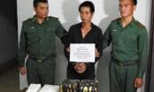 Bắt đối tượng vận chuyển 6kg ma túy từ Lào về Việt Nam