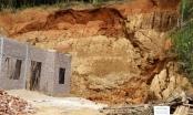 Lào Cai: Di dời khẩn cấp 6 hộ dân nằm trong nguy cơ sạt lở