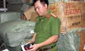 Lào Cai: Thu giữ hàng nghìn đôi giày, dép không rõ nguồn gốc xuất xứ