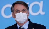 Tổng thống Brazil đang điều trị Covid-19 bằng thuốc sốt rét