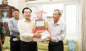 Lãnh đạo tỉnh Bình Thuận thăm hỏi, tặng quà gia đình chính sách nhân ngày Thương binh liệt sĩ